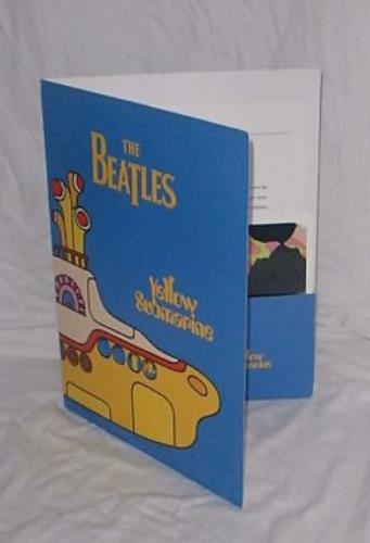 BEATLES, THE - Yellow Submarine - Autres