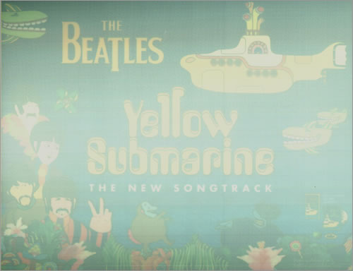 BEATLES, THE - Yellow Submarine - Poster / Affiche