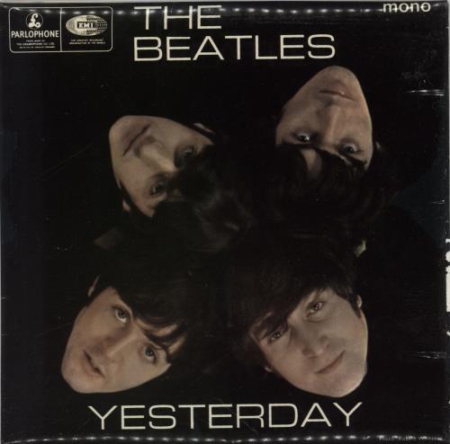 Beatles, The Yesterday EP - EMI - 4pr - EX