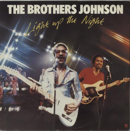 Brothers Johnson, The Light Up The Night