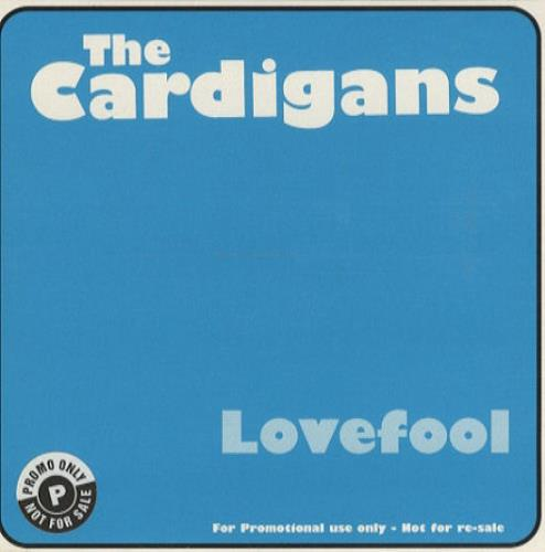 cardigans, the lovefool - Lovefool By The Cardigans, CDS With Cruisexruffalo - Ref:118864658