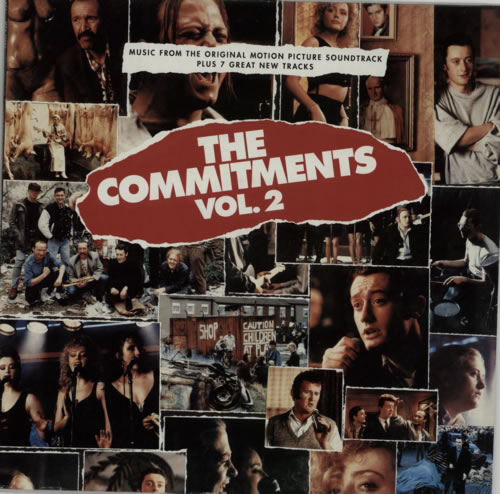 COMMITMENTS, THE - The Commitments Vol. 2 - 12 inch 33 rpm
