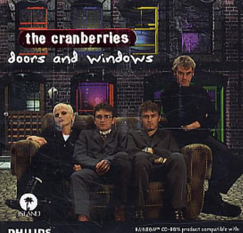 Price Info  sc 1 st  991.com (Rare Vinyl) & The Cranberries Doors And Windows - Cd Rom UK Cd Rom 8109001 Doors ...