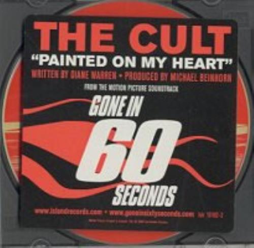 The Cult - Painted On My Heart