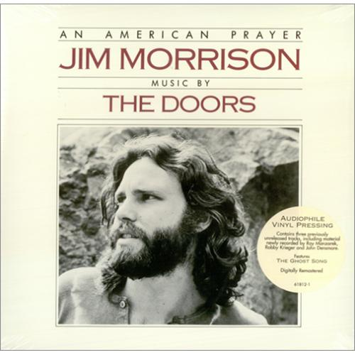 Price Info & The Doors An American Prayer - Sealed USA Vinyl LP Record 61812-1 An ...