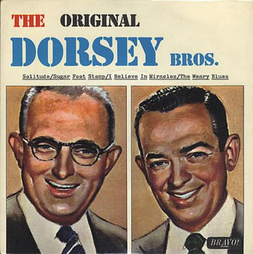 DORSEY BROTHERS, THE - The Original Dorsey Brothers EP - 7inch x 1