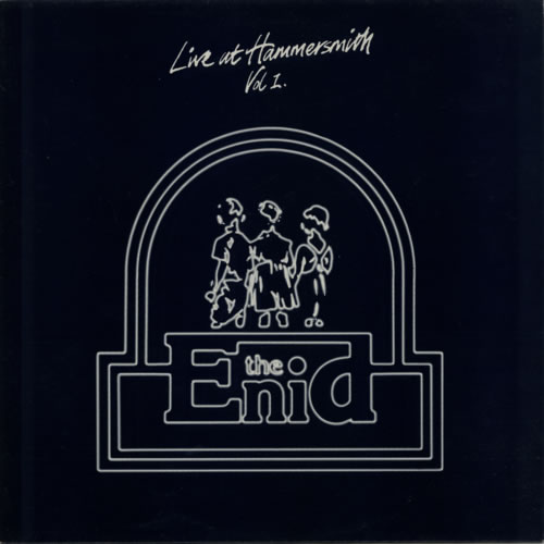 The Enid - At Hammersmith 17th Oct 1986