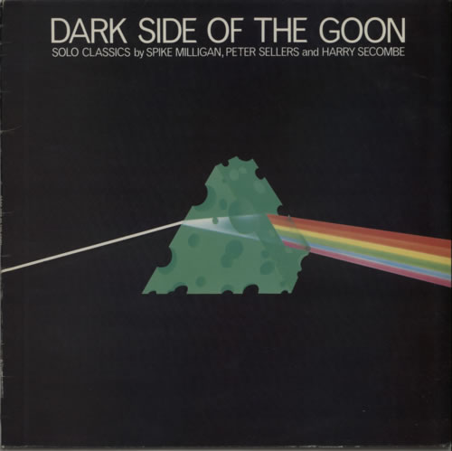 THE GOONS - Dark Side Of The Goon - 12 inch 33 rpm
