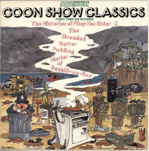 THE GOONS - Goon Show Classics - 2nd - 12 inch 33 rpm