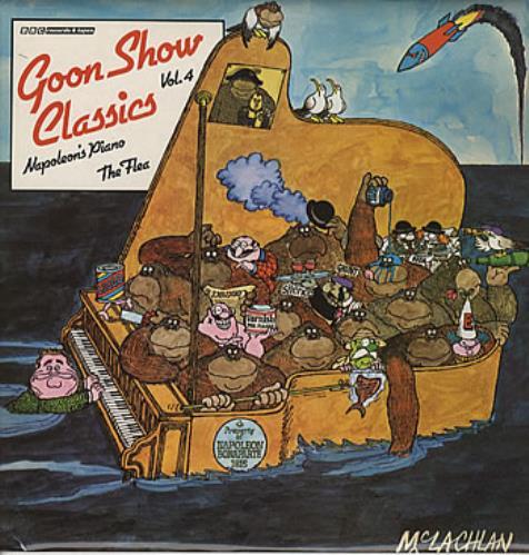 THE GOONS - Goon Show Classics Vol. 4 - 12 inch 33 rpm