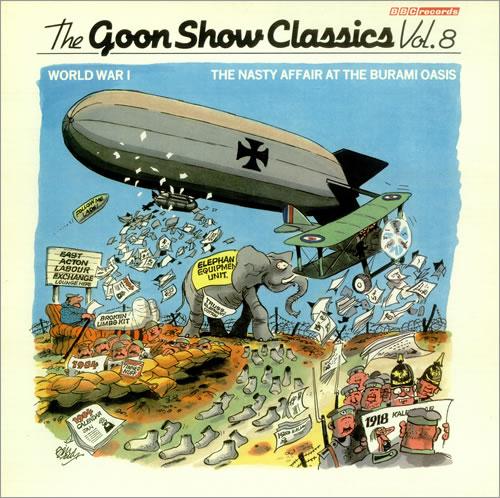 THE GOONS - Goon Show Classics Vol. 8 - 12 inch 33 rpm