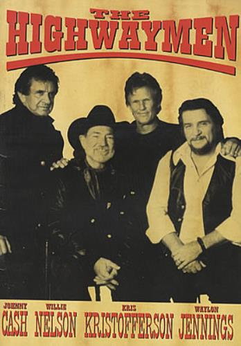 HIGHWAYMEN, THE (COUNTRY) - European Tour - Spring - Autres