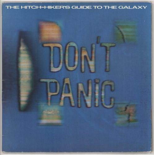 HITCH-HIKERS GUIDE - The Hitch-Hikers Guide To The Galaxy - EX - Maxi 33T