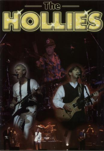 HOLLIES - The Hollies + Ticket stubs - Autres