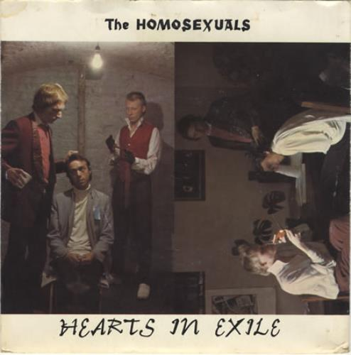 homosexuals, the hearts in exile