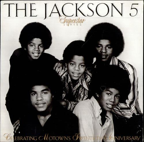 The Jackson Five The Jackson 5 Superstar Series Volume