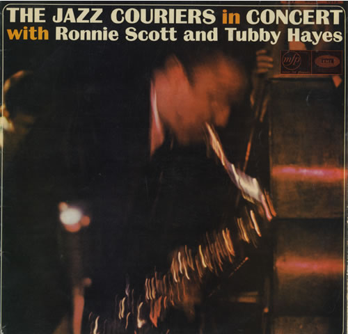 JAZZ COURIERS, THE - In Concert - Maxi 33T