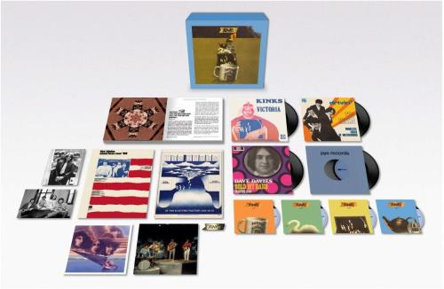 KINKS - Arthur Or The Decline And Fall Of The British Empire - Deluxe Box - Sealed - Autres