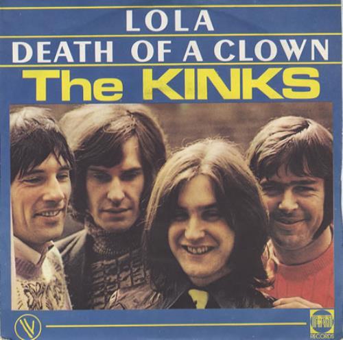The Kinks Lola French 7 Quot Vinyl Record 101377 Lola The
