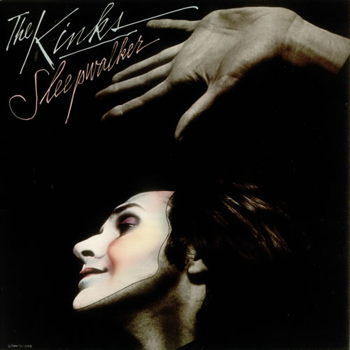 The Kinks Sleepwalker Uk Vinyl Lp Record Sparty1002