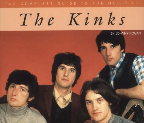 KINKS - The Complete Guide To - Book