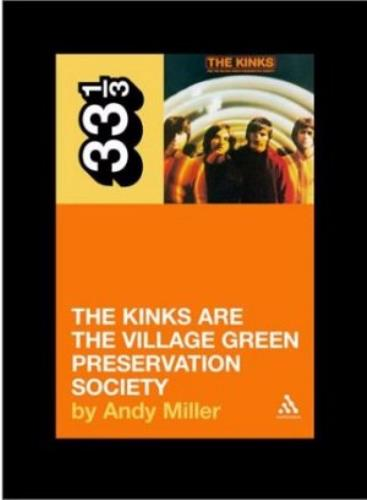 KINKS - The Kinks Are The Village Green Preservation Society - Book