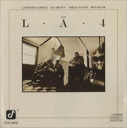 LA4* L.A. Four, The - Pavane Pour Une Infante Defunte