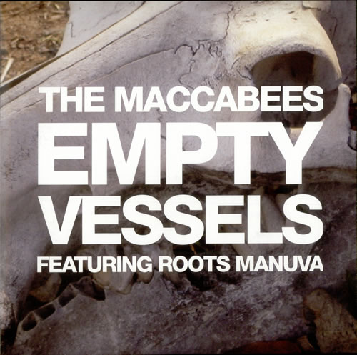 The Maccabees Empty Vessels Uk 12 Quot Vinyl Record Maxi