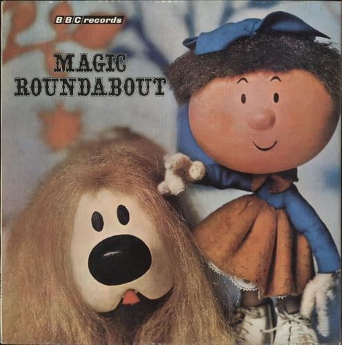 MAGIC ROUNDABOUT, THE - The Magic Roundabout - Maxi 33T