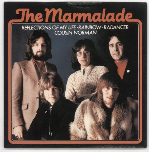 MARMALADE, THE - Reflections Of My Life - P/S - 45T x 1