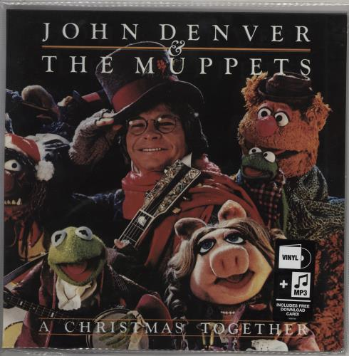 MUPPETS - A Christmas Together - Maxi 33T
