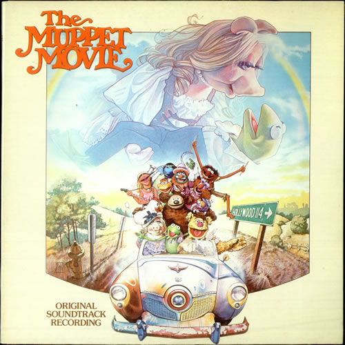 MUPPETS - The Muppet Movie - 12 inch 33 rpm
