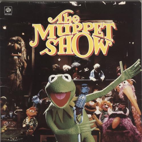 MUPPETS - The Muppet Show - 12 inch 33 rpm