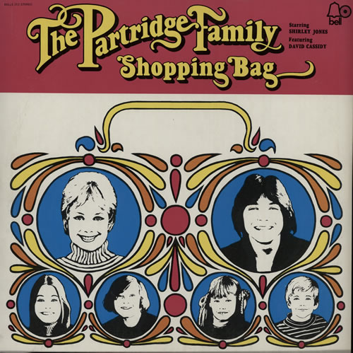 PARTRIDGE FAMILY, THE - Shopping Bag - Maxi 33T