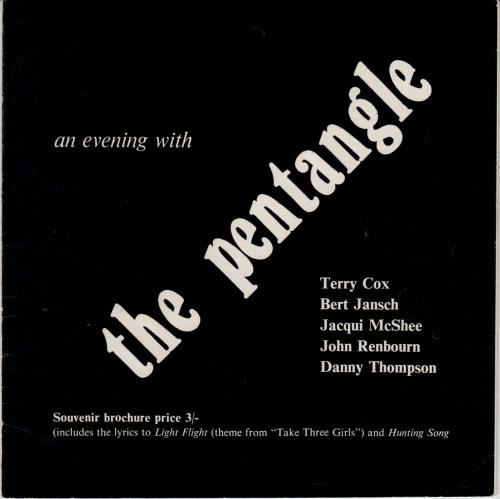 PENTANGLE, THE - An Evening with Pentangle - Others