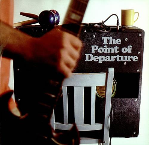 POINT OF DEPARTURE, THE - The Bringer - 7inch x 1