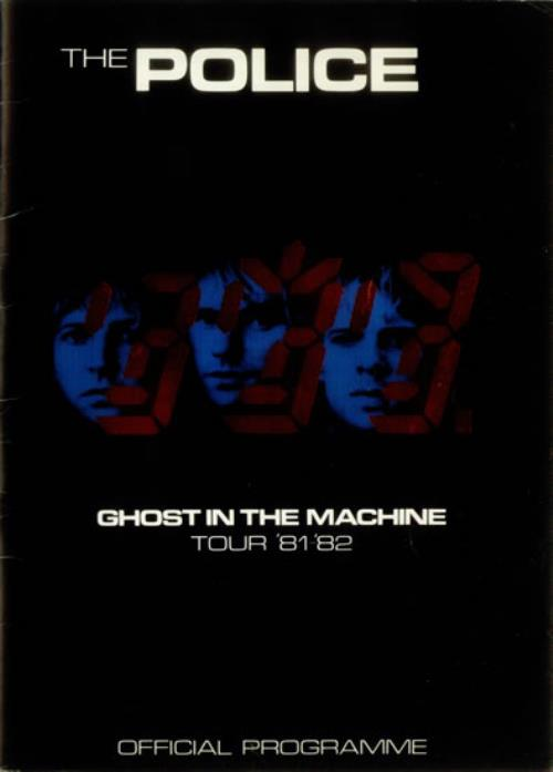 The Police Ghost In The Machine Rar