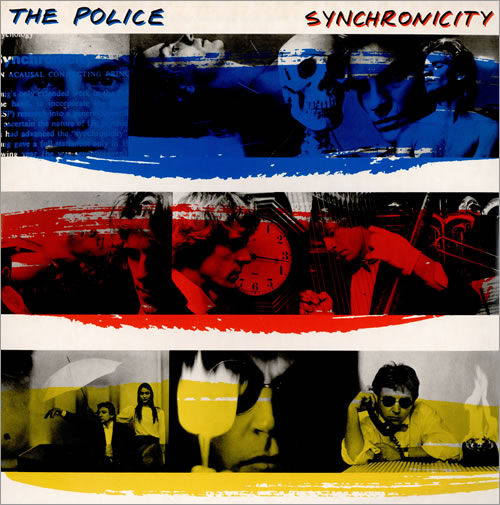 The Police Synchronicity B R Y Usa Vinyl Lp Record Sp