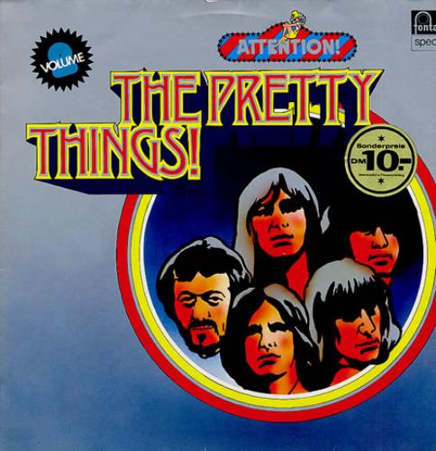 Pretty Things, The Attention! The Pretty Things! Volume 2