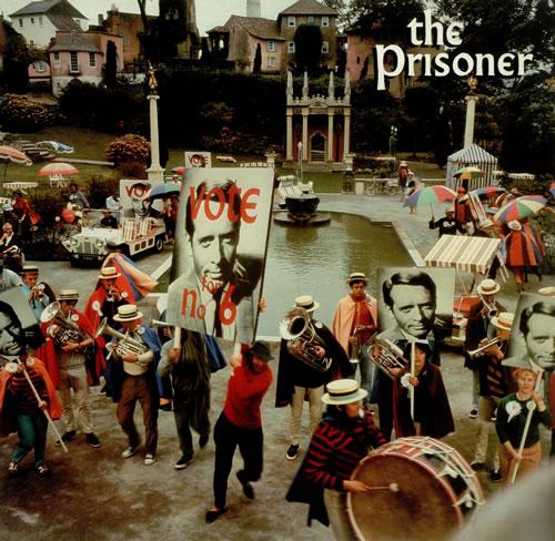 PRISONER (TV SERIES) - Music From The Prisoner - EX - Maxi 33T
