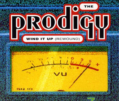 The Prodigy Wind It Up Uk 5 Quot Cd Single Xls39cd Wind It Up