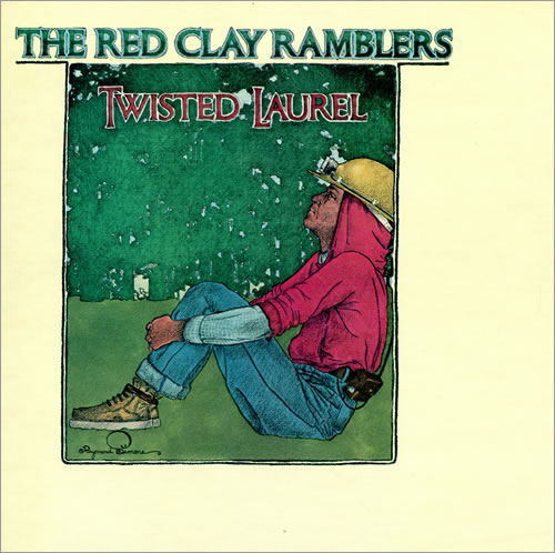 The Red Clay Ramblers Twisted Laurel Uk Vinyl Lp Record