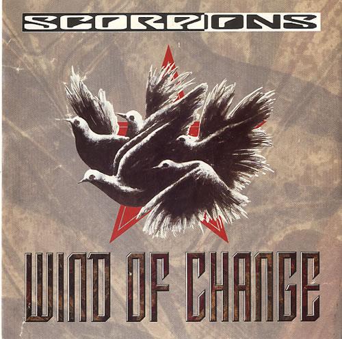The Scorpions Wind Of Change Uk 7 Quot Vinyl Record Ver54 Wind