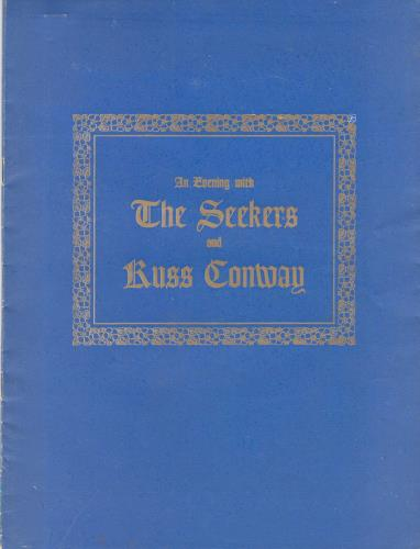 SEEKERS - An Evening with The Seekers & Russ Conway - Others