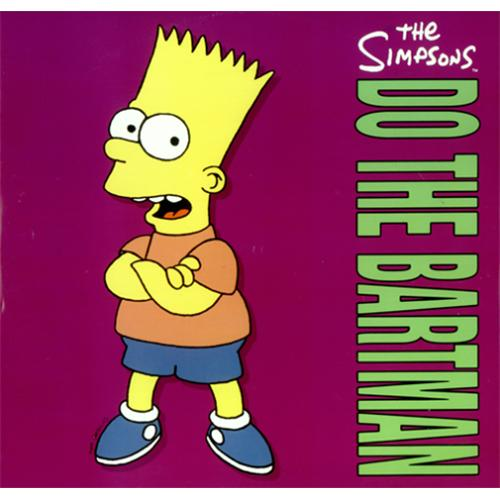 SIMPSONS - Do The Bartman - 12 inch 33 rpm