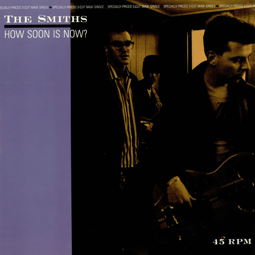 the smiths how soon is now mint usa 12 vinyl record. Black Bedroom Furniture Sets. Home Design Ideas