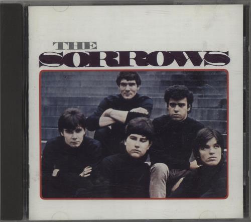 SORROWS, THE - The Sorrows - CD