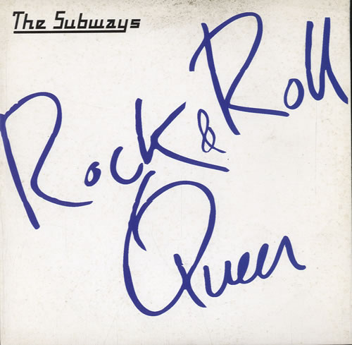 The subways rock & roll queen (video: scenes from