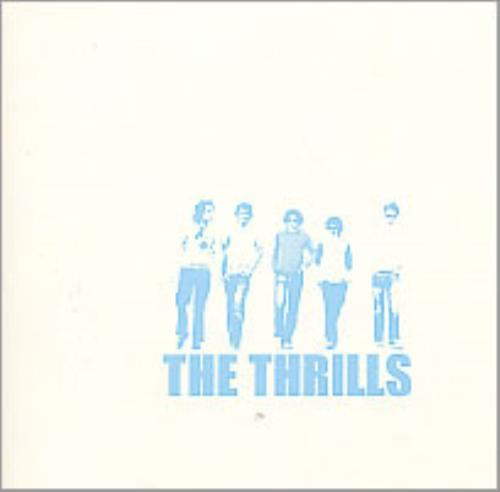 The Thrills So Much For The City UK Promo Cd Album CDVDJ2974