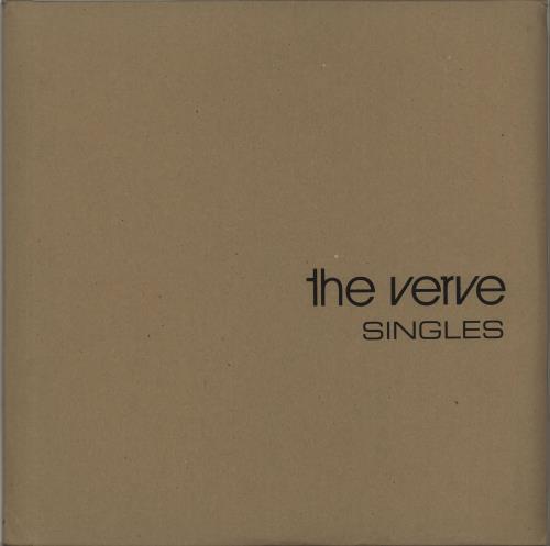 The Verve Singles Complete Uk 12 Quot Vinyl Record Maxi